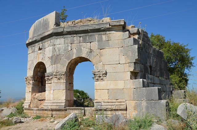Kastabala/Hierapolis, Turkey