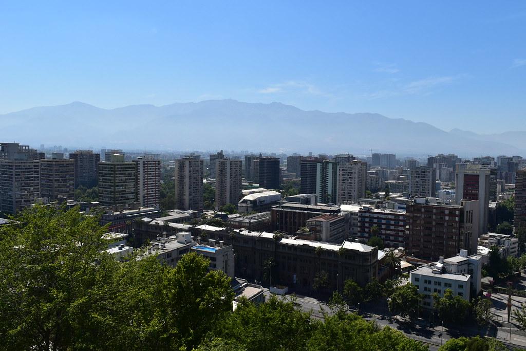 Cerro Santa Lucía 2