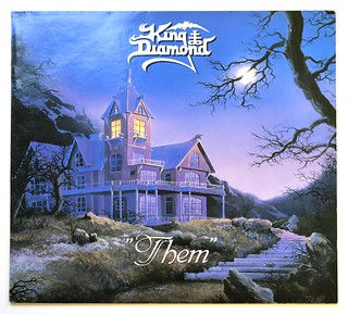 A0283 King Diamond Them