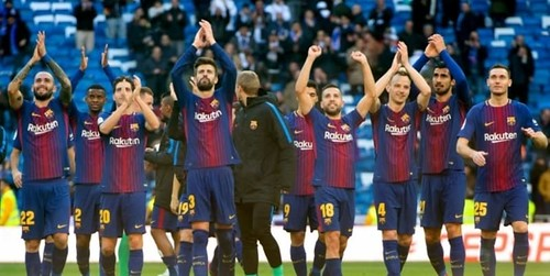 Barcelona Bermain Imbang Di Balaidos
