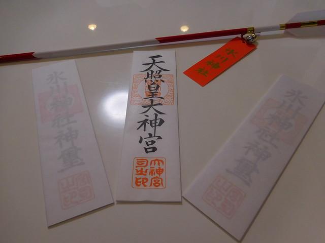 Talismans of Hikawa Shrine, Nikon COOLPIX S6900