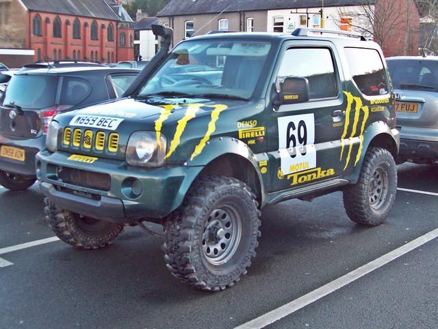671 Suzuki Jimny JLX (3rd Gen) (2000)