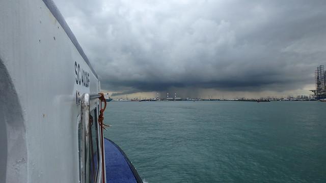 Wet weather ahead