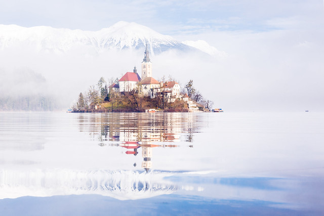 A miracle on Lake Bled