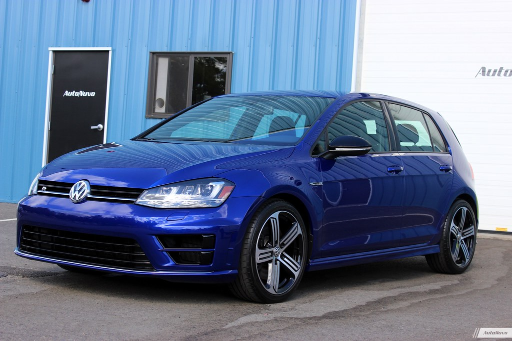 MK7 Golf R Transformation