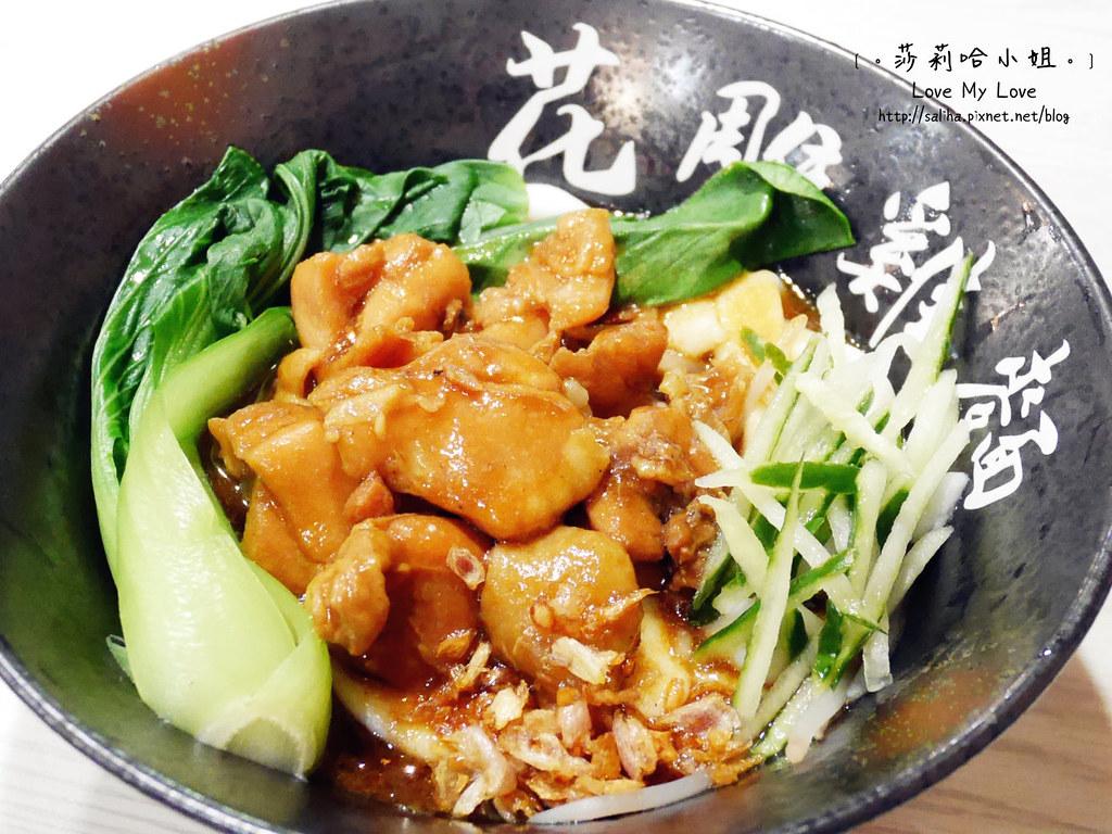 台北文山區捷運景美站附近餐廳一品花雕雞麵 (6)