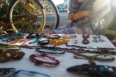 Creating jewellery