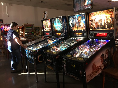 Las Vegas Pinball Hall of Fame