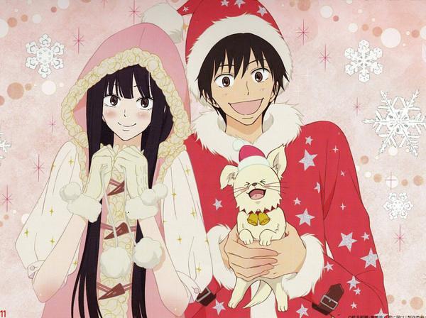 Resultado de imagem para animes natal