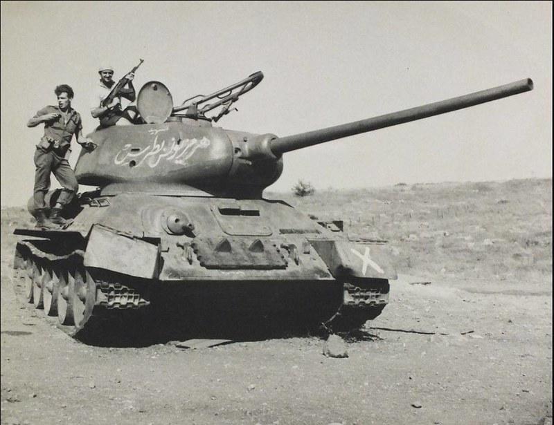 T-34-85-golan-1967-yp-1