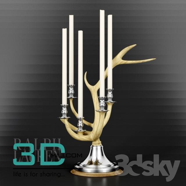 82  Table Lamp 82 3Dmodel Free Download - 3D Mili - Download 3D