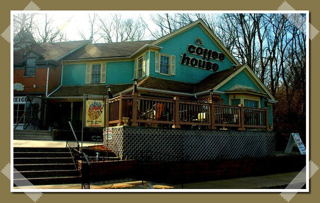 Ashbary Coffee House - Willow Springs