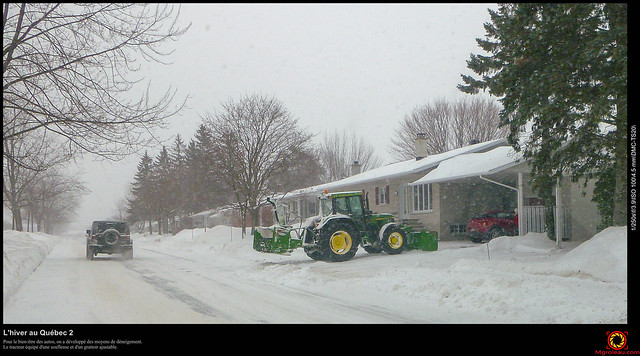 L'hiver au Québec 2