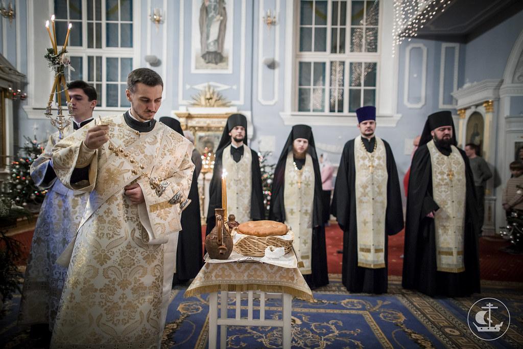 7 января 2018, Рождество Христово 2018 / 7 January 2018, The Nativity of Jesus Christ 2018
