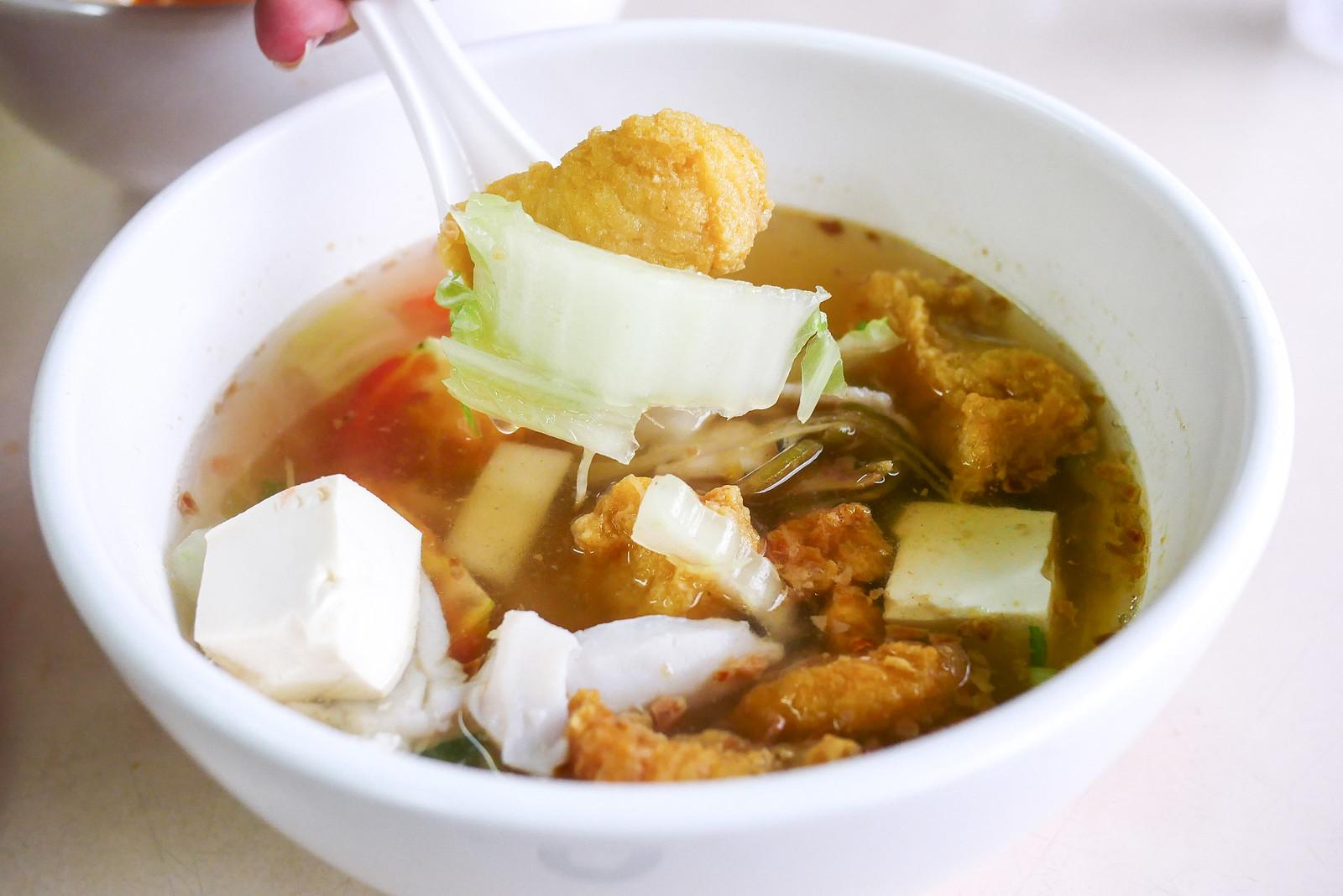 wang wang fish soup