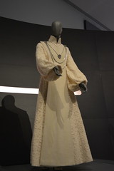 St Petersburg, FL - Museum of Fine Arts - Star Wars and the Power of Costume - Galactic Senate - Mon Mothma