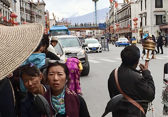 Random Images of Tibet