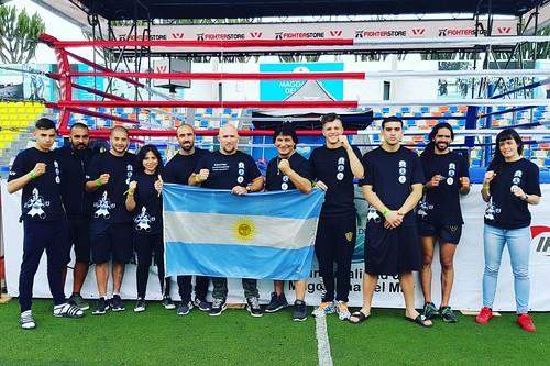 Sudamericano de Muaythai 2017 - Lima