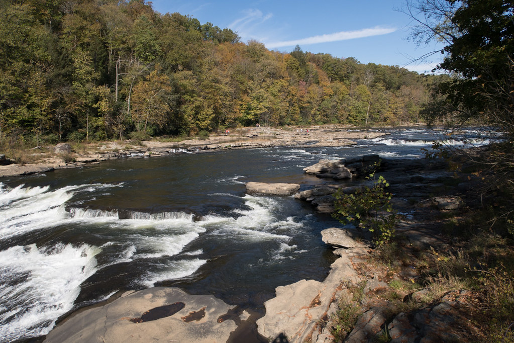 Youghiogheny River Gorge at Ohiopyle State Park