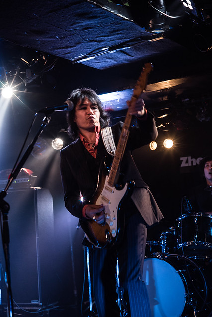 Dannie B. Good live at Zher the Zoo, Tokyo, 26 Dec 2017 -00246