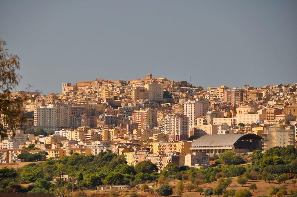 Agrigent, Hügel der Tempel, Heratempel