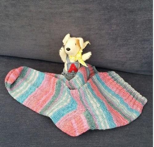 Socks for Sarah