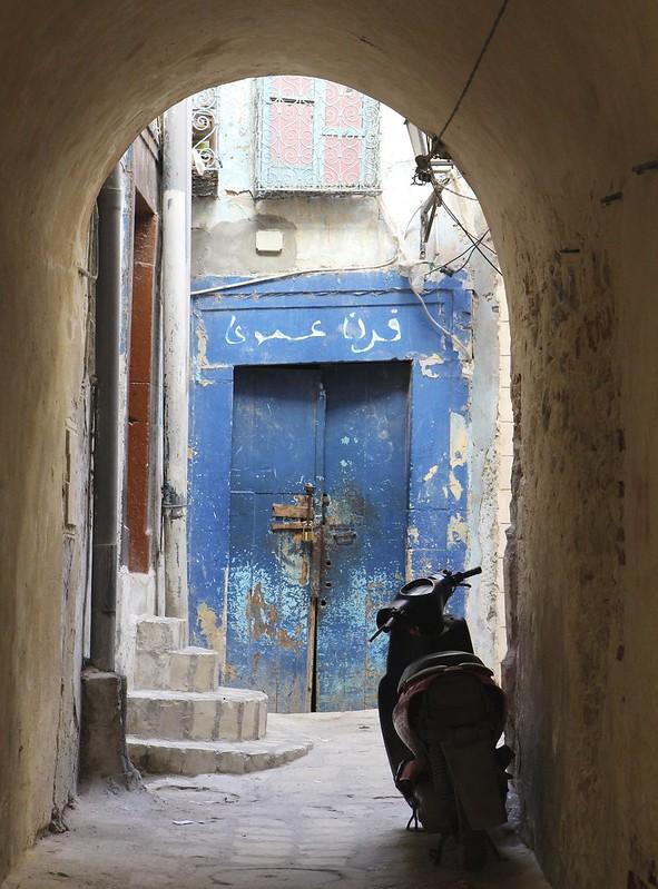 Sousse - Ahlan wa Sahlan, sähläystä Tunisiassa