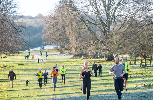 Tring parkrunners