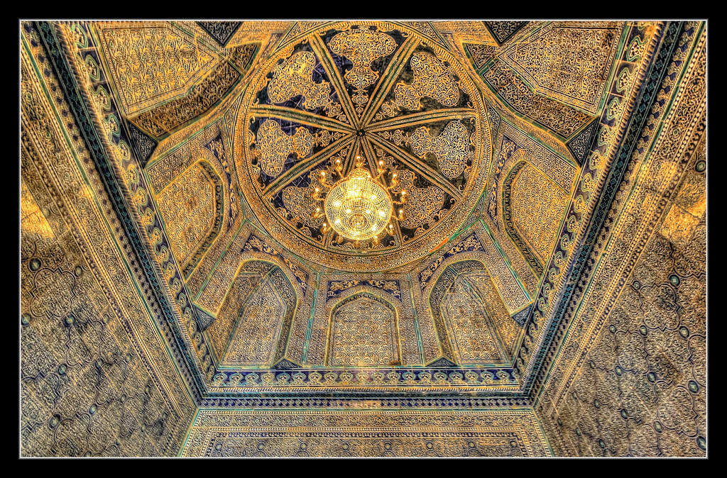Chiwa UZ - Pahlavon Maxmud Mausoleum 01