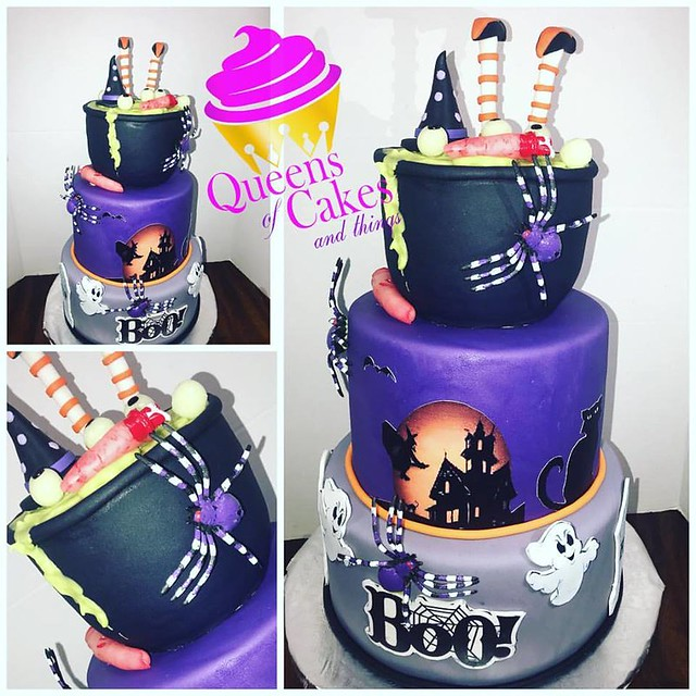 Cake by Queens Of Cakes & Things