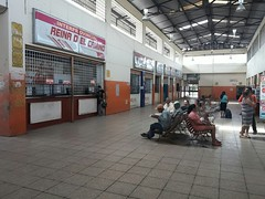 Listo plan de contingencia en la Terminal Terrestre de Chone