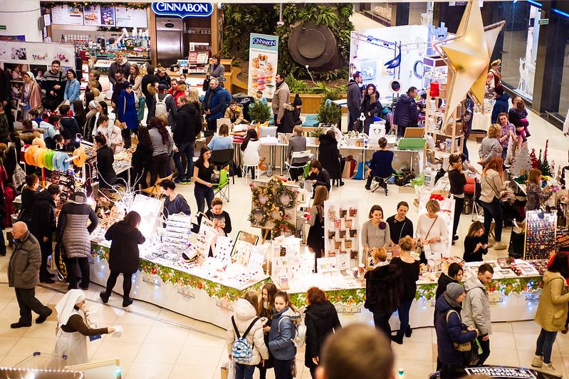 Christmas Fair at Arena City, Minsk
