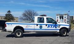 NYPD - ESU 8209 - 2004 Ford F350 Pickup (1)