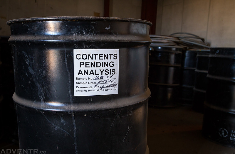 Contents Pending Analysis