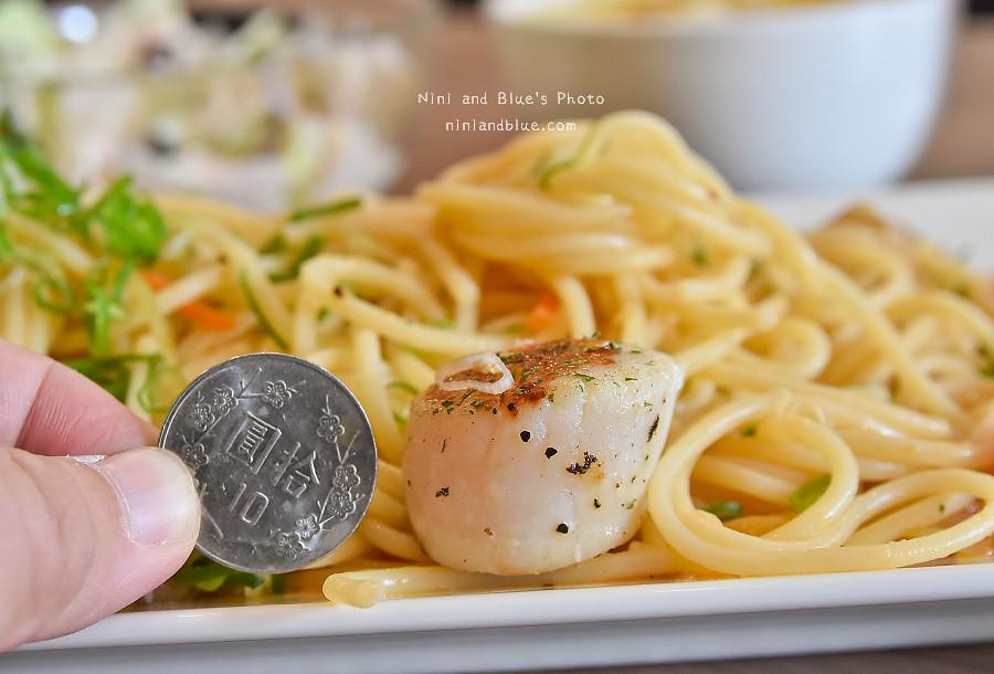 台中義大利麵米古pasta 18