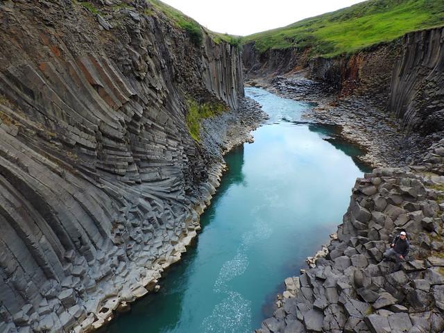 Stuðlagil, Eastern Iceland