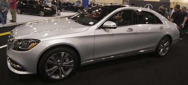 100 Mercedes Benz DSC_0228 PHX New Car Show 2018