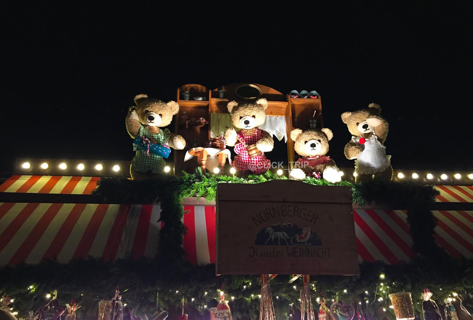 · Mercados de Navidad de Núremberg ·