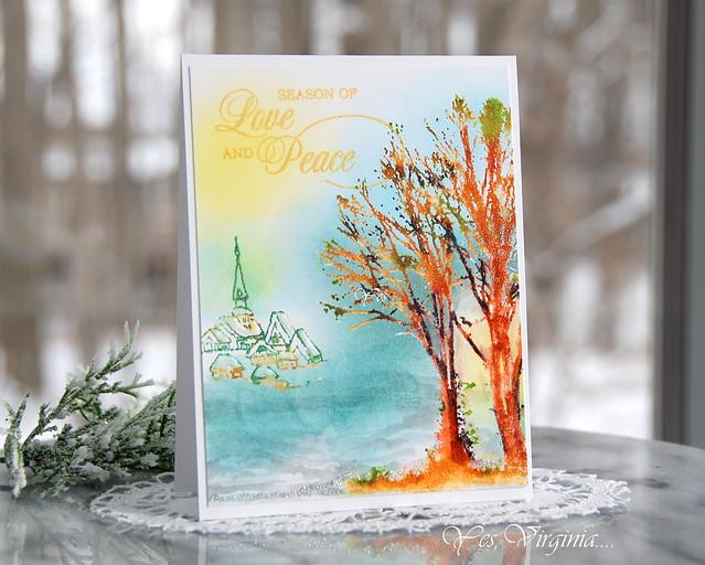 season of love and peace