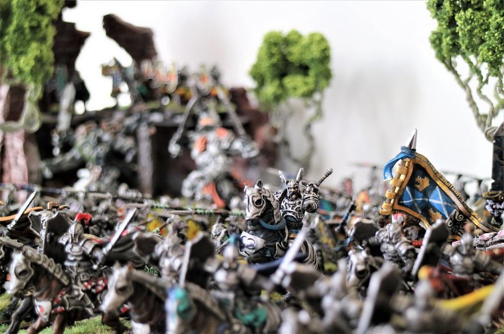 Runewars Miniatures Daqan Legion
