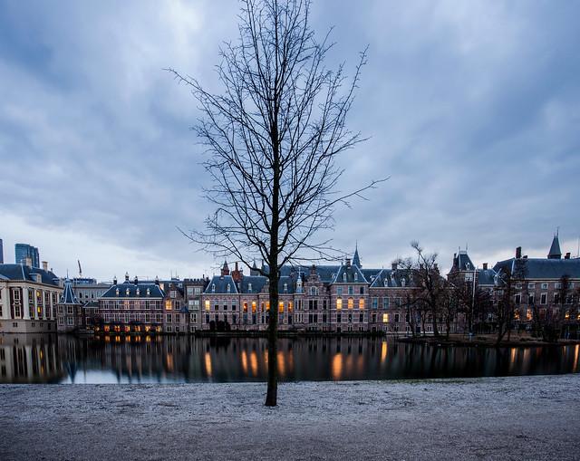 Binnenhof / Hofvijver
