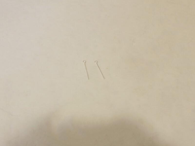 two eye pins