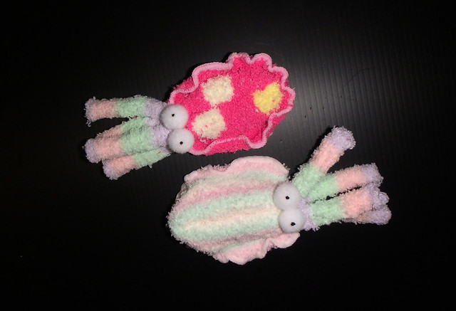How to make plushie squid and cuttlefish