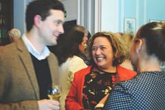 UACES 50th Anniversary Celebration, British Academy (8 December 2017)