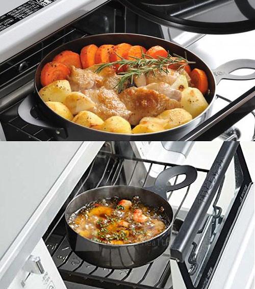 4905343015277薄型鐵烤鍋 LS1527-2天