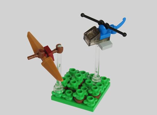 Pteranodon Capture