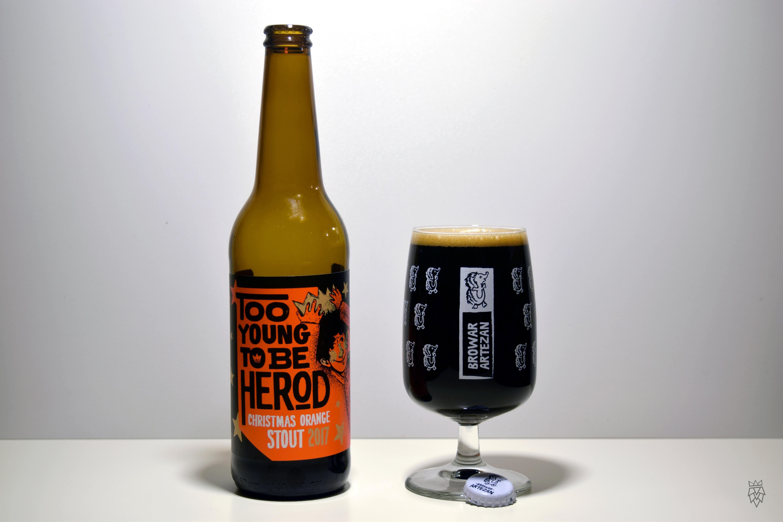 Herod 2017, butelka