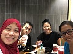Birthday Treat at Starbucks, SA
