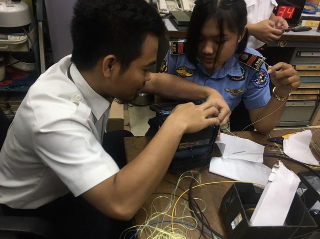 PKL Di AirNav Jakarta