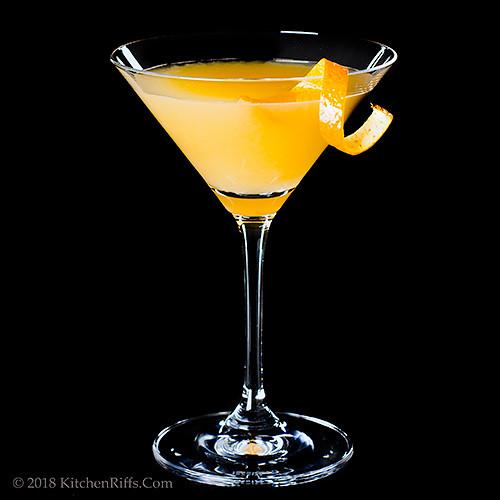 Stork Club Cocktail